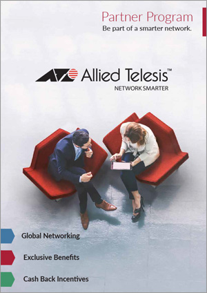 Discover the Allied Telesis Exclusive Partner Program