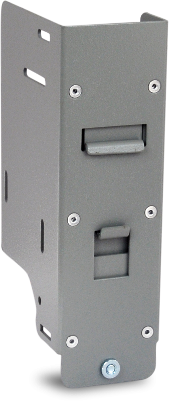 Allied Telesis DINRAIL1 DIN Rail mounting bracket for standalone media, and bridging media converters