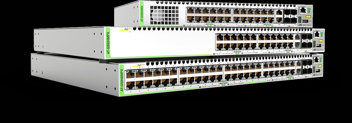 GS900MX/MPX Series