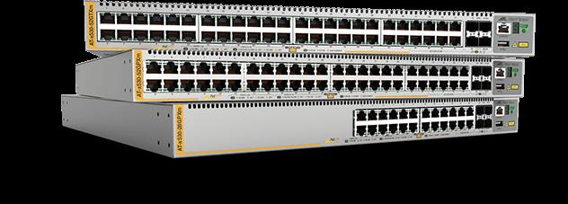 Datasheet: x530 Series | Allied Telesis