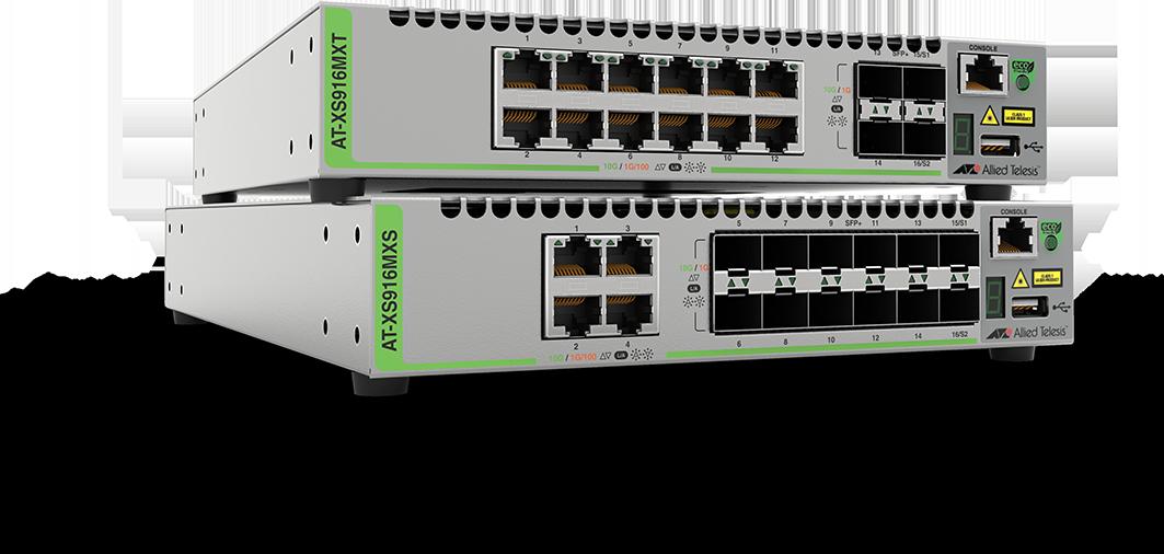 Datasheet: XS900MX Series | Allied Telesis