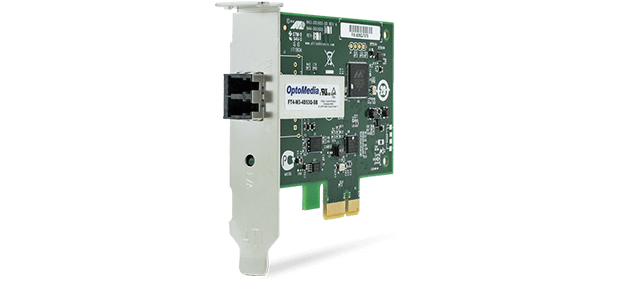 Allied Telesis 2914SX/LC 1000SX/LC PCIe Gigabit network adapter with Wake-on-LAN