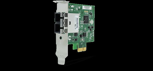 Allied Telesis 2914SX/SC 1000SX/SC PCIe Gigabit network adapter with Wake-on-LAN