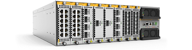Allied Telesis SwitchBlade x908 GEN2 The Allied Telesis SBx908 GEN2 stackable modular switch is the ideal solution for the modern enterprise network core where resiliency, reliability and high performance are the key requirements.