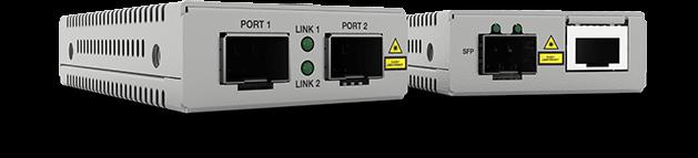 Allied Telesis MMC10G Series