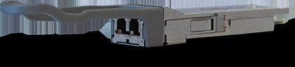 Allied Telesis QSFPSR4LC 40G SR4 (LC), multi-mode, 100/150m