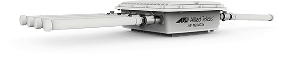 Allied Telesis TQ5403e The Allied Telesis Enterprise-class TQ5403e outdoor wireless Access Point (AP) features IEEE 802.11ac Wave 2 technology with two spatial streams, to deliver a raw capacity of 2.133 Gigabits.