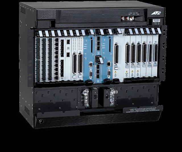 Allied Telesis iMAP 9700 17-slot fiber/DSL iMAP chassis
