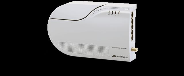 Allied Telesis iMG1525RF 5 x 10/100/1000T, 2 x VoIP FXS ports, 1 x 100/1000BX, 1 x CATV