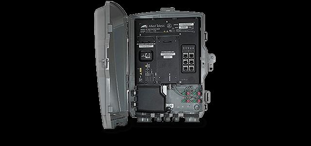 Allied Telesis iMG746MOD Gigabit, Modular intelligent Multiservice Gateway for Outdoor Deployment
