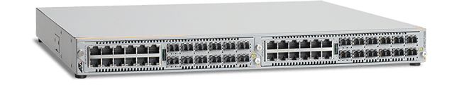 Allied Telesis MCF2000 2-slot media converter chassis for MCF2000 Series line cards