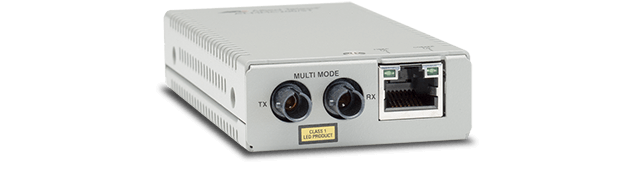 Allied Telesis MMC200/ST 10/100TX to 100FX/ST mini media and rate converter
