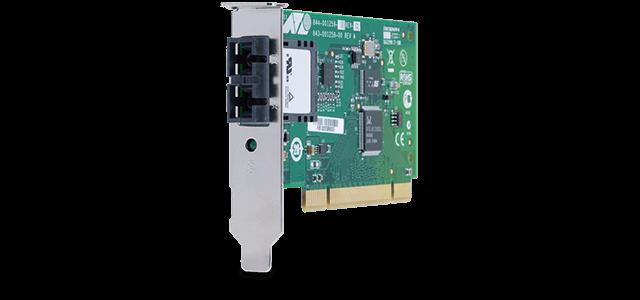 Allied Telesis 2701FXa/ST PCI 32-bit Fast Ethernet fiber Network Interface Card