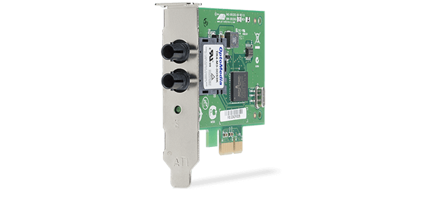 Allied Telesis 2911SX/ST 1000SX/ST PCIe network adapter