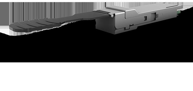 Allied Telesis QSFP28-SR4 100G, SR4 (MPO), multi-mode, 100m