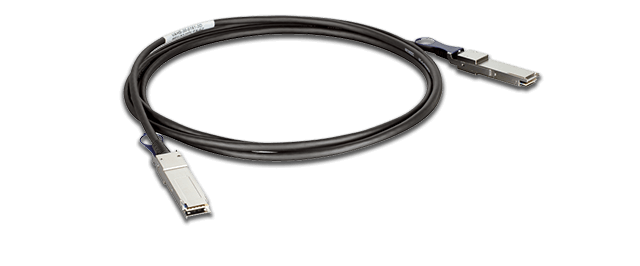 QSFP+ cable | Allied Telesis