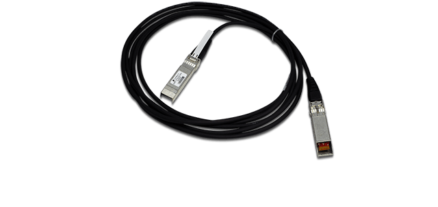 SP10TW7 SFP+ Twinax direct attach cable, 7m | Allied Telesis