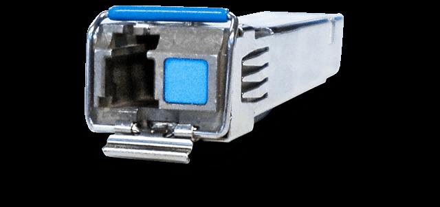 Allied Telesis SP10BD10/I 10G (LC) single-mode BiDi, I-Temp, 10km