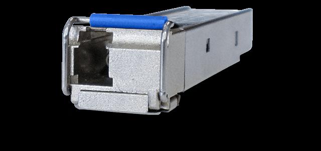 Allied Telesis SPBD20LC/I 1000LX (LC) single-mode BiDi, I-Temp, 20km
