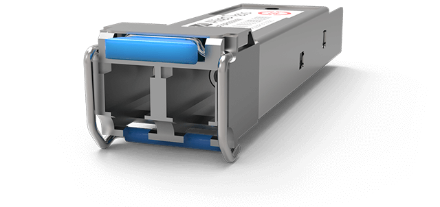 Allied Telesis SPLX10/E 1000LX (LC) single-mode, Ext-Temp, 10km