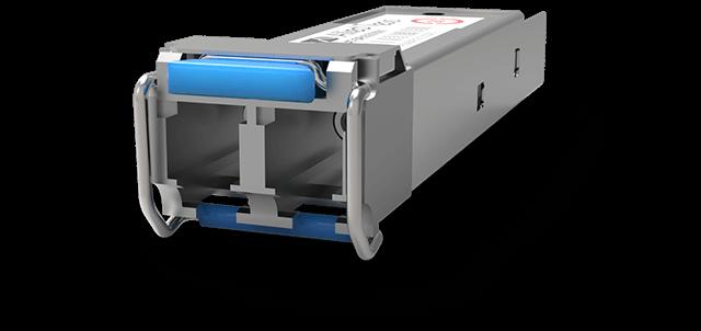 Allied Telesis SPLX10/Iᅠ 1000LX (LC) single-mode, I-Temp, 10km
