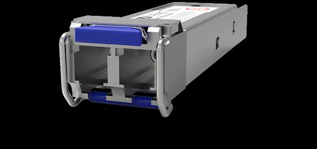 Allied Telesis SPBD40DUAL-14 1000BX (LC) single-mode, BiDi CSFP, 40km
