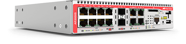 Allied Telesis AR3050S The AR3050S Unified Threat Management (UTM) Firewall combines powerful firewall and threat protection with routing and switching, to provide an innovative high-performance security solution.