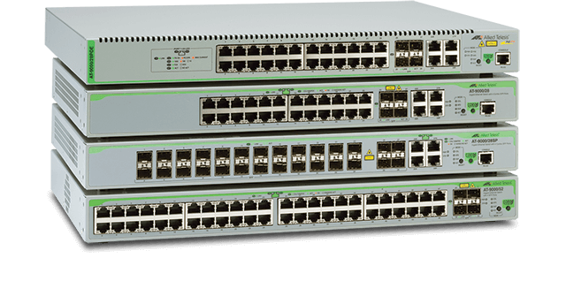 Allied Telesis 9000 Series The 9000 Series of high performance Gigabit Ethernet switches bring advanced enterprise features to a more affordable level. Learn more now!