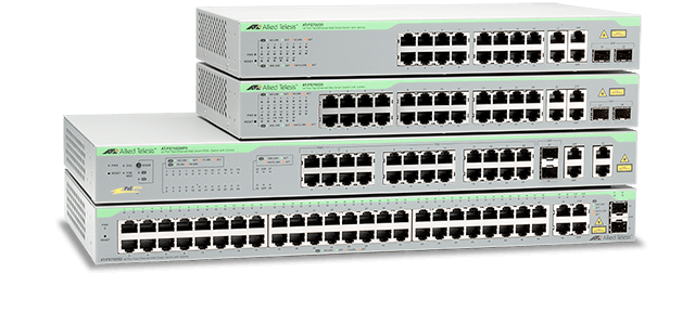 Allied Telesis FS750 Series The FS750 Series of WebSmart environmentally-friendly network switches are the ideal cost-effective solution for small businesses. Learn more now!