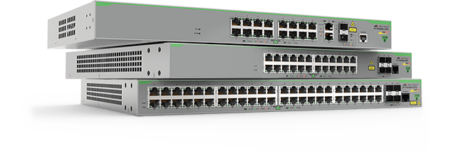 Allied Telesis CentreCOM FS980M Series CentreCOM FS980M Series switches feature centralized network management via AMF and VCStack for flexible uplink connectivity and lower management costs.