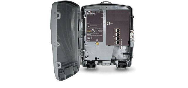 Allied Telesis iMG2500 Series The ideal FTTH customer premise device for all communications and entertainment services.
