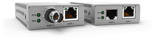 Allied Telesis MMC6000 Series Perfect for MTUs and MDUs. Private phone-grade wiring can be used to provide broadband access to Internet services, including video streaming, gaming and e-mail.