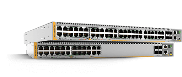 Allied Telesis x930 Series The x930 Series of stackable Gigabit Layer 3 switches provide resiliency, reliability and high performance for distribution and network core solutions.