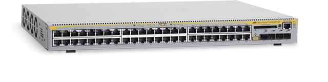 Allied Telesis 9448T/SP  10/100/1000T x 48 ports managed Ethernet Layer 3 standalone switch with 4 combo SFP bays