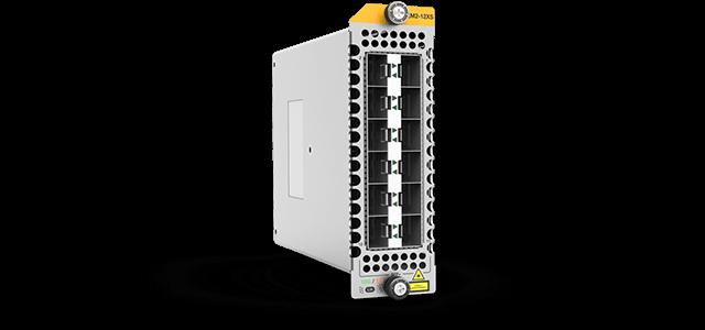 Allied Telesis XEM2-12XS 12 x 1G/10G SFP+ port module
