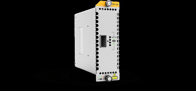 Allied Telesis XEM2-1CQ 1 x 100G QSFP28 port module