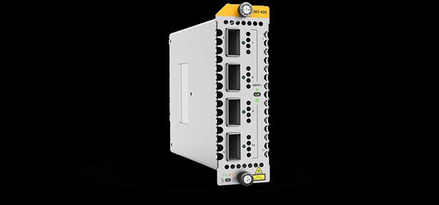 Allied Telesis XEM2-4QS 4 x 40G QSFP+ port module