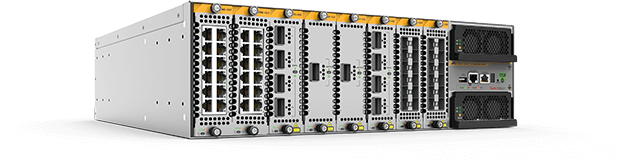 Allied Telesis SBx908 GEN2 8-slot high capacity advanced Layer 3+ chassis