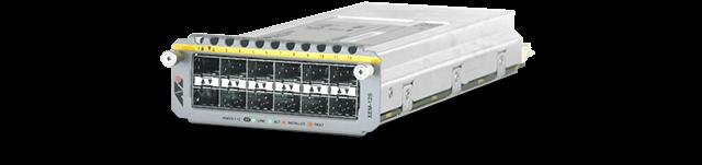 Allied Telesis XEM-12S 12 x 100/1000X SFP ports