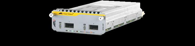 Allied Telesis XEM-2XP 2-port 10GbE (XFP) expansion module
