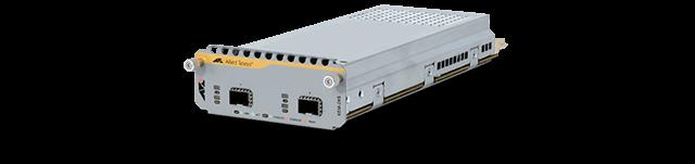 Allied Telesis XEM-2XS 2-port 10GbE (SFP+) expansion module