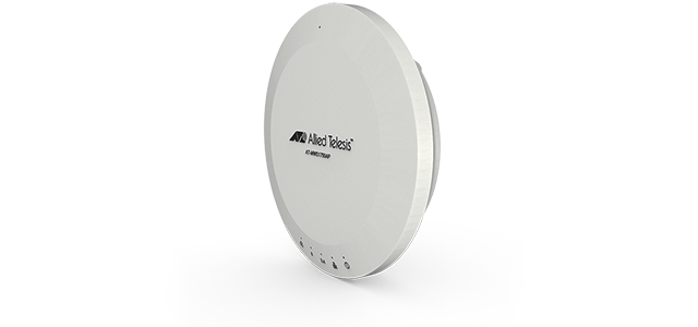 Allied Telesis MWS1750AP IEEE802.11ac wave1 dual-band 2.4GHz (300Mbps) and 5GHz (1.3Gbps) wireless access point