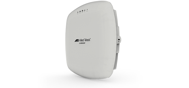 Allied Telesis MWS2533AP The MWS2533AP wireless Access Point features IEEE802.11ac wave2 dual-band radio and embedded antennas.