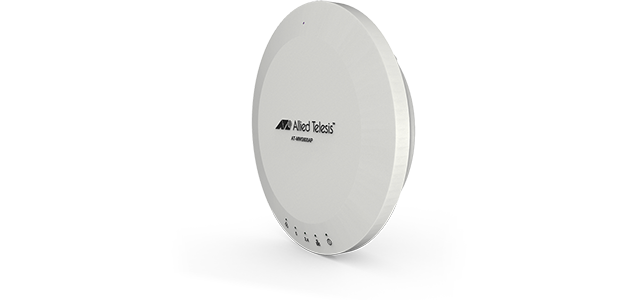 Allied Telesis MWS600AP IEEE802.11n dual-band 2.4GHz and 5GHz (300Mbps) wireless access point