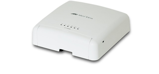 Allied Telesis TQ3600 Enterprise-class Wireless Access Point with IEEE 802.11n dual-band radios and embedded antenna