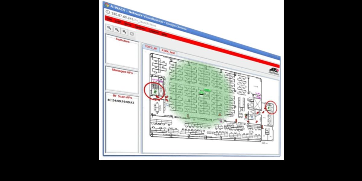 Allied Telesis UWC-Install Wireless LAN Controller for Enterprises