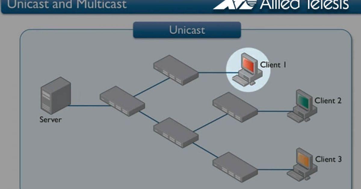 Video: Multicast Fundamentals   Allied Telesis