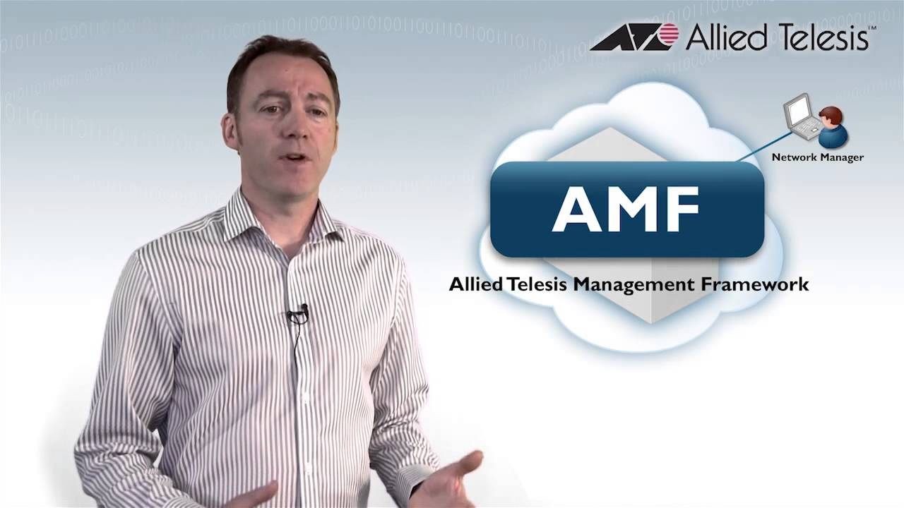 Embedded thumbnail for Video: Introducing AMF
